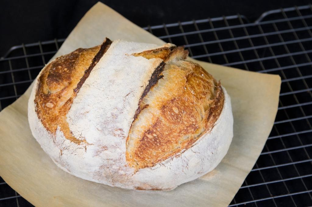 Votre premier pain au levain - Ressuyage