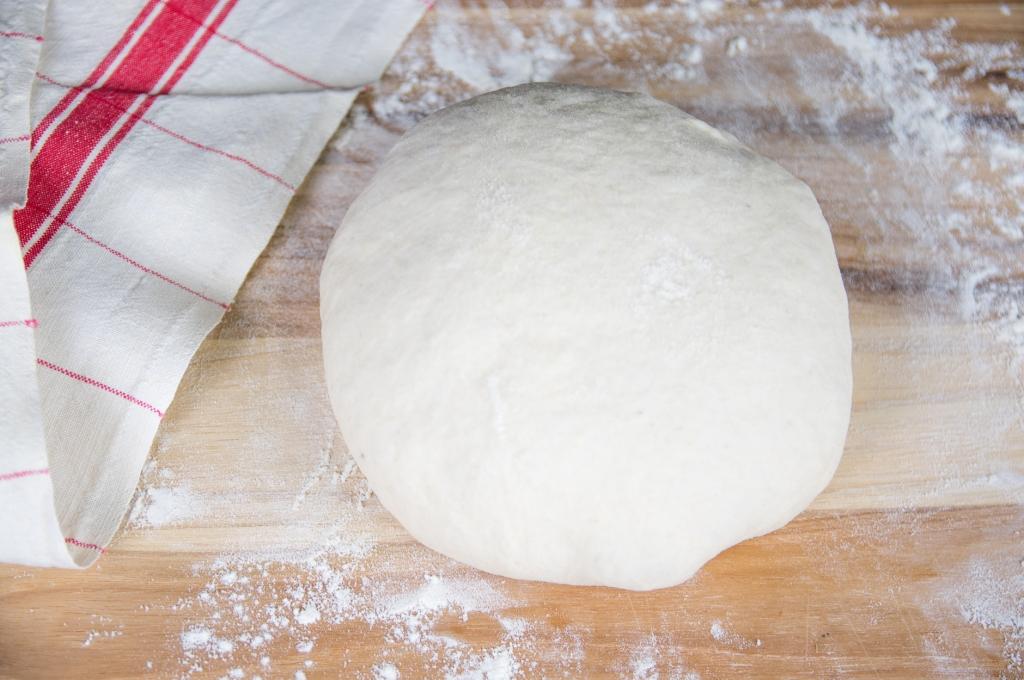 Votre premier pain au levain - Pré-façonnage