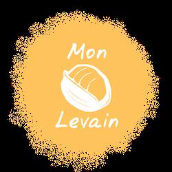 Logo Mon Levain @charlottemossmann